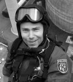 Wir trauern um. Polizeioberkommissar Manuel Kopper
